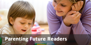 Link to Parent Future Readers page