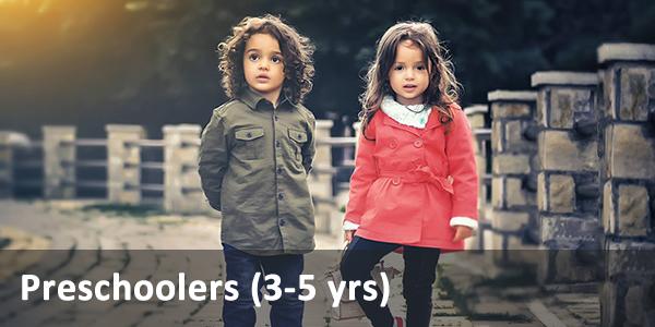Preschoolers Link
