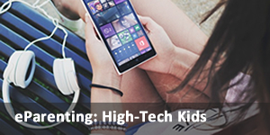 eParenting: High-Tech Kids link