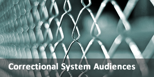 Link to Correctional System Aduiences