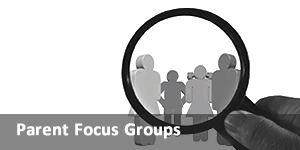 Link to Parent Focus Groups