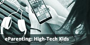 eparenting high tech kids link