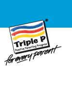 Triple P - positive parenting program logo
